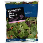 Marketside Baby Greens Salad
