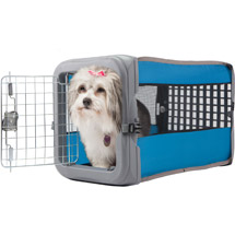 Sportpet Small Pop Crate Pet Crate 22.5W x 14.25D x 14.63H Assorted