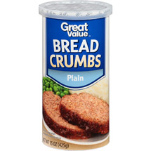 Great Value Plain Bread Crumbs