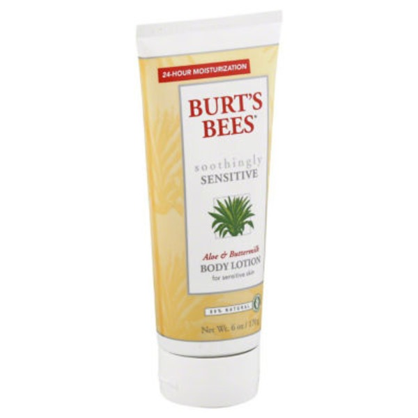 Burt's Bees Radiance Body Lotion with Royal Jelly