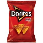 Doritos Nacho Cheese Tortilla Chips