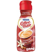 Nestlé Coffee Mate Cinnamon Vanilla Creme Liquid Coffee Creamer