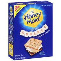 Nabisco Honey Maid Graham Squares