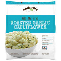 Path of Life All Natural Roasted Garlic Cauliflower