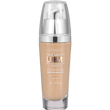L'Oreal Paris True Match Lumi Healthy Luminous Makeup Natural Buff