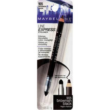 Maybelline New York Line Express Eyeliner Brownish Black 905