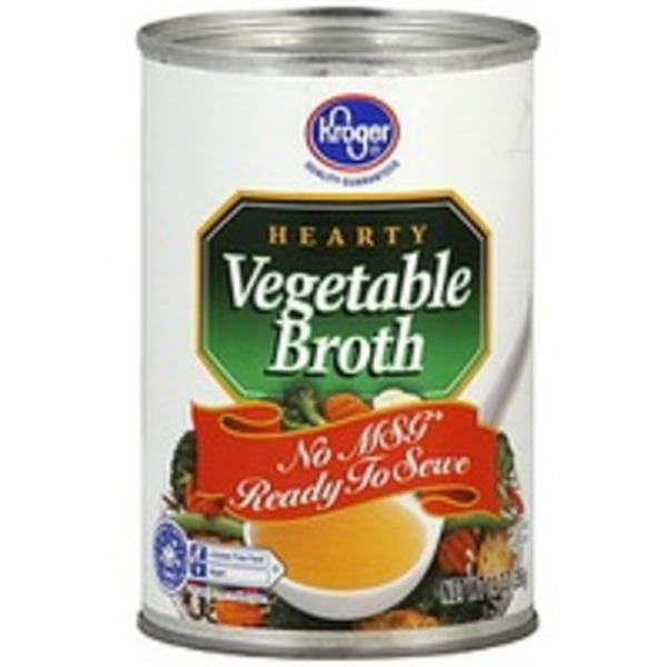Kroger Vegetable Broth
