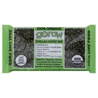 Go Raw Sprouted Bar Sweet Spirulina