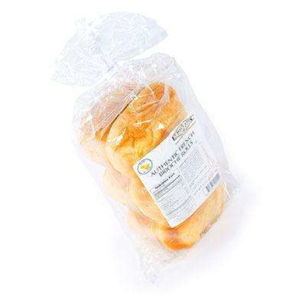 Euro Classic Imports Authentic French Brioche Rolls