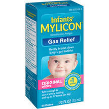Infants Mylicon Orginal Gas Relief Drops