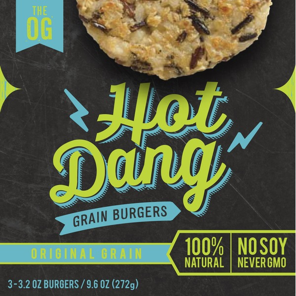Hot Dang Grain Burgers