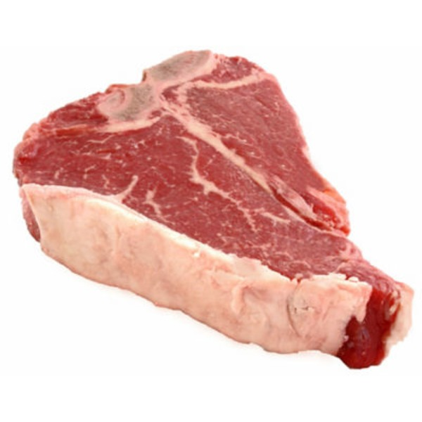 Central Market Natural Angus Prime T Bone Steak