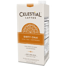 Celestial Seasonings Dirty Chai Chai Tea + Espresso Latte