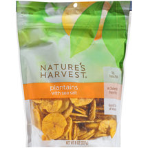 Nature's Harvest Plantains with Sea Salt