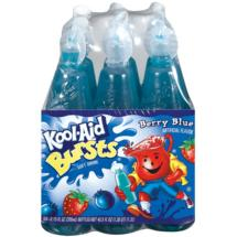 Kool-Aid Berry Blue Bursts 6.75 Oz Soft Drink