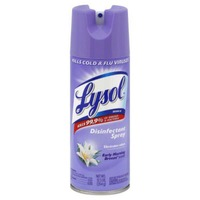 Lysol Early Morning Breeze Scent Disinfectant Spray