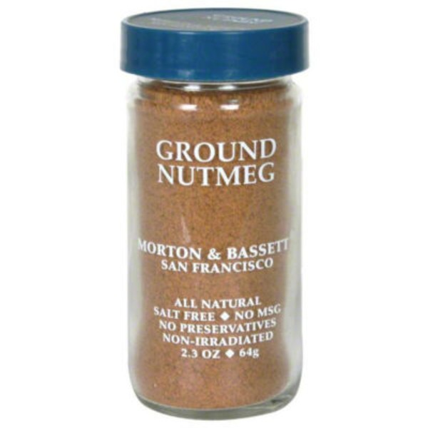Morton & Bassett Spices Ground Nutmeg