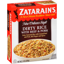 Zatarain's w/Beef & Pork New Orleans Style Dirty Rice