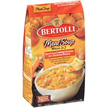 Bertolli Meal Soup Meal for 2 Ricotta & Lobster Ravioli in a Seafood Bisque