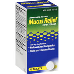 PL Developments Expectorant Mucus Relief Tablets