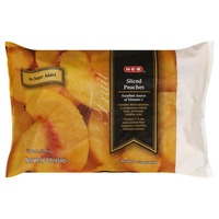 H-E-B Frozen Sliced Peaches