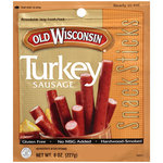 Old Wisconsin Turkey Sausage Snack Sticks