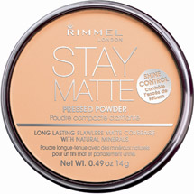 Rimmel Stay Matte Pressed Powder Nude Beige