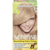 Garnier Nutrisse Haircolor 90 Light Natural Blonde Macadamia