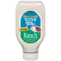 Ken's Steak House Ranch Dressing Topping & Spread