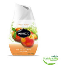Renuzit Purely Peach Aroma Adjustables Purely Peach Air Freshener