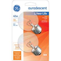 GE Auradescent Bulb