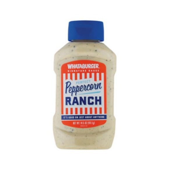 Whataburger Perfect Peppercorn Ranch Sauce