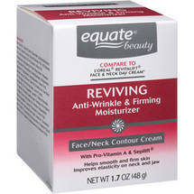 Equate Face & Neck Cream Advanced Firming & Anti-Wrinkle