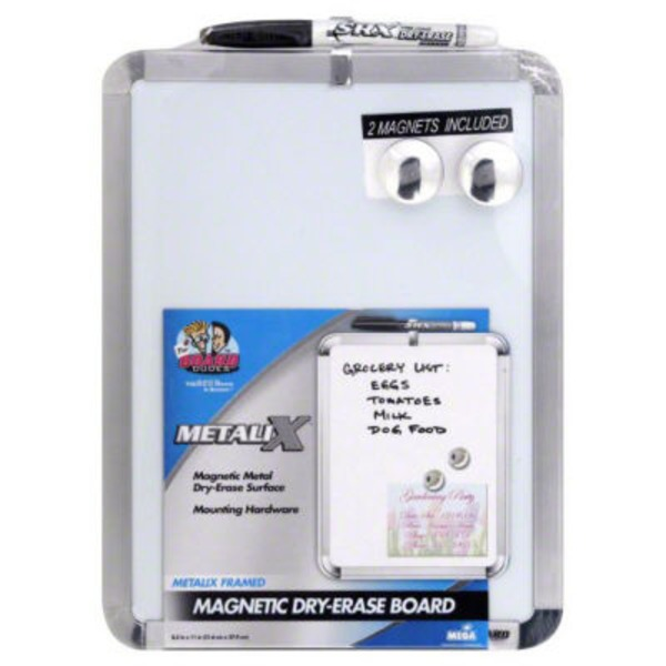 Board Dudes Magnetic Dry Erase Board