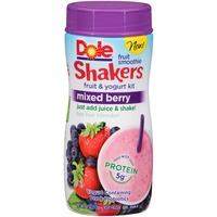 Dole Mixed Berry Fruit & Yogurt Kit