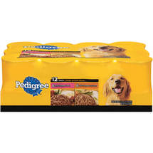 Pedigree Complete Nutrition Beef and Chicken Variety