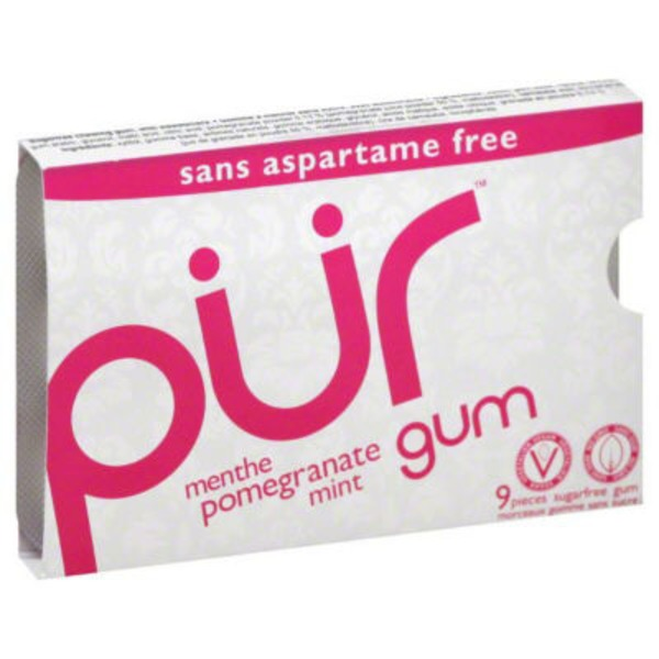 Pur Gum, Pomegranate Mint