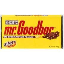 Hershey's Mr. Goodbar Made w/Peanuts Chocolate