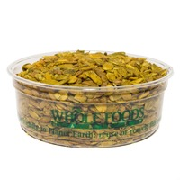 Whole Foods Market Sprouted Pumpkin & Sunflower Seeds Ayurvedic Chili Blend
