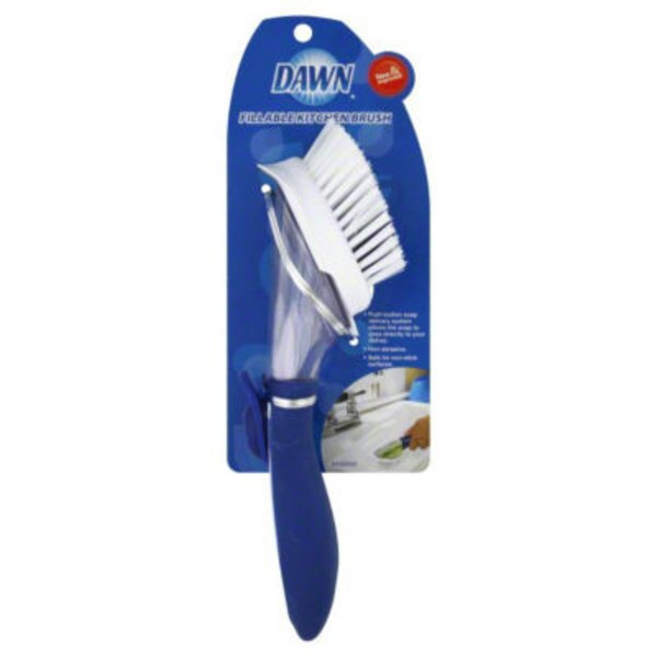 Dawn Fillable Kitchen Brush