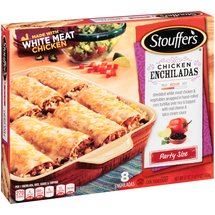 Stouffer's Party Size Chicken Enchiladas