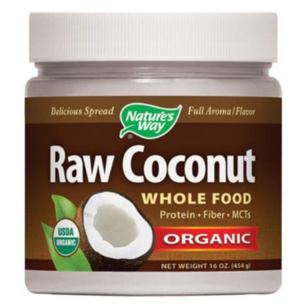 Nature's Way Organic Raw Coconut