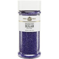 India Tree Ultra Violet Sparkling Sugar