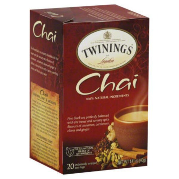 Twinings Chai Tea Bags