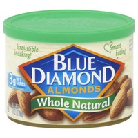Blue Diamond Almonds Whole Natural Almonds