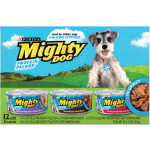 Mighty Dog Roasted Variety Pack