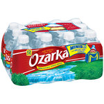 Ozarka 100% Natural Spring Water Minis to Go