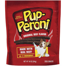 Pup-Peroni Original Beef Dog Snacks