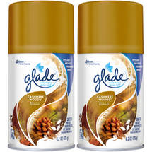 Glade Cashmere Woods Automatic Spray Air Freshener Refill