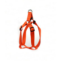 Pet Champion Hunter Orange Step-In Harness Large